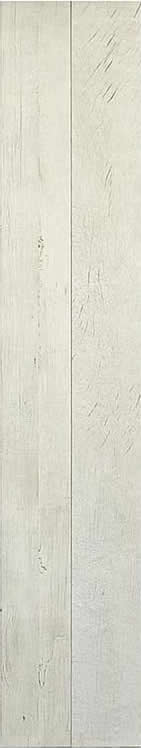 Cottage Cannelle White Porcelain Tile 4x47