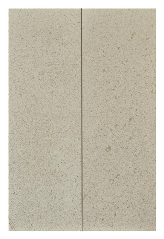 Stone Collection White Porcelain Tile 4x12
