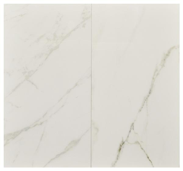 Alpine Statuario Porcelain Tile 12x24