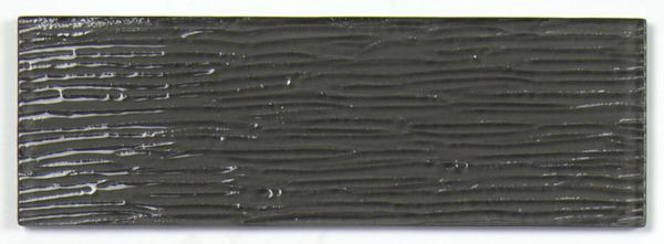 Bamboo Smoke Glass Tile 4x12