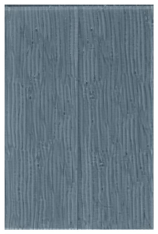 Bamboo Metro Blue Glass Tile 4x12