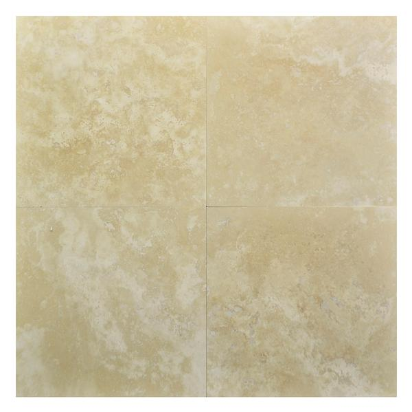 Light Standard Travertine Honed & Filled 18x18
