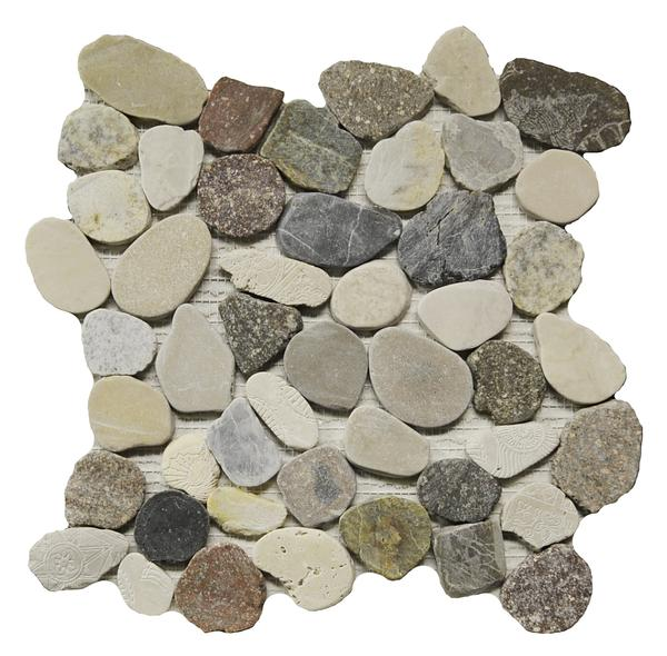 Multi Mix Fossil Pebbles